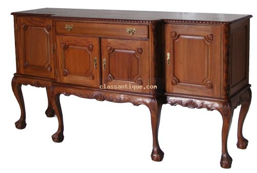 Chippendale Sideboard Antique Collection Art Antique Furniture