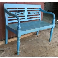 Indonesia furniture manufacturer and wholesaler Cottage Bench 2 Seater