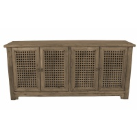 Indonesia furniture manufacturer and wholesaler Hole Rect Sideboard 180