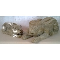Indonesia furniture manufacturer and wholesaler Rabbit Statue