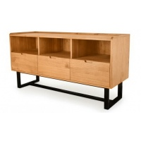 Indonesia furniture manufacturer and wholesaler Retro Tv Cabinet 3 Drawer
