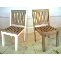 Indonesia furniture manufacturer and wholesaler Strips Dining Chair